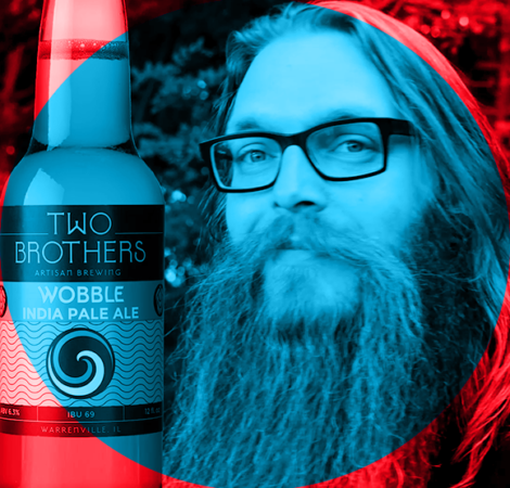 2 Brothers: Beard Bottle