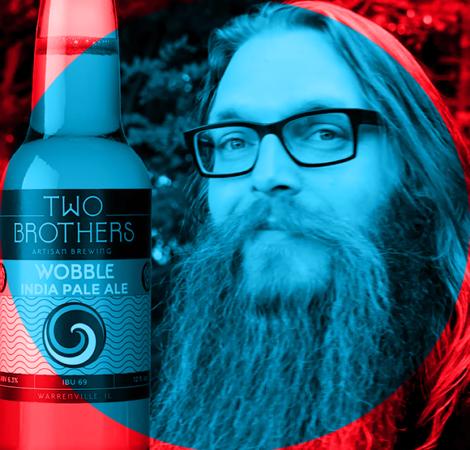 2 Brothers: Beard Bottle